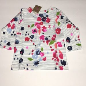 New Joules 3-6M